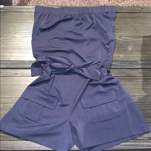 Pants - MARC NEW YORK WOMANS strapless romper SZ.L